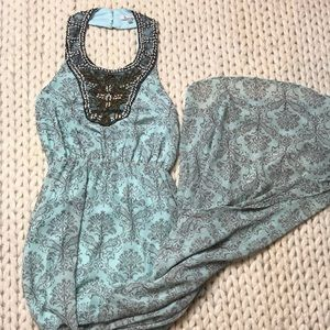 Dresses & Skirts - NWOT Beaded Maxi